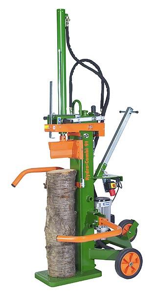 Станок для расколки дров