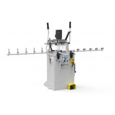 Копировально-фрезерный станок с 3-х шпиндельным сверлильным узлом Fomindustrie CALCO TER
