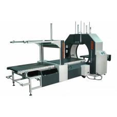 Автоматический горизонтальный упаковочный станок EDDASPINNER 1000SBN, производства компании EDDA, Турция